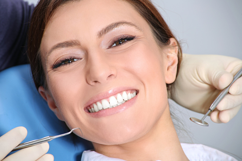 Dental Fillings - The office of Dr. Summy Abbassi, Tarzana Dentist